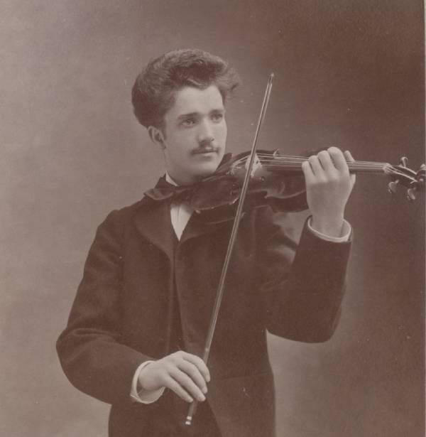Jules Boucherit dans les années 1890