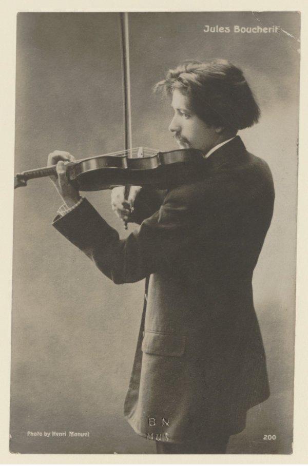 Jules Boucherit en 1905