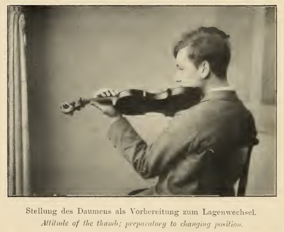 Joachim, Violin School, 1905