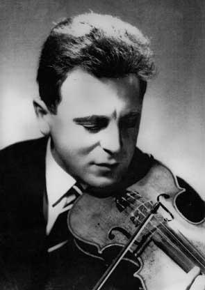 Charles Cyroulnik violon